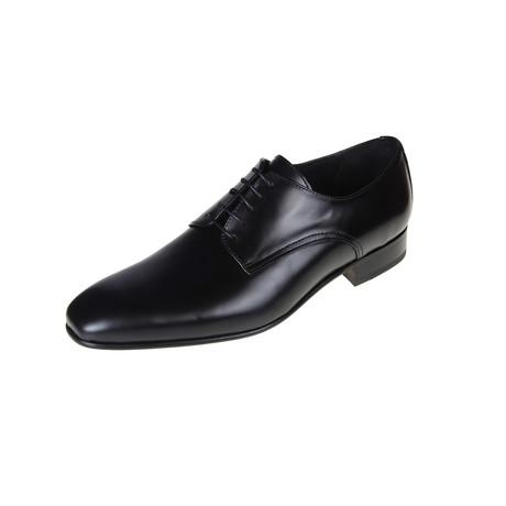 Ronny Derby Shoe // Black (Euro: 40)