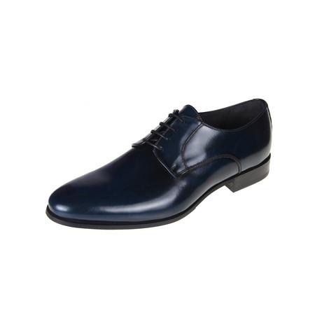 Darin Derby Shoe // Navy (Euro: 40)
