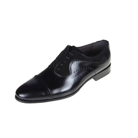 Antonio Oxford Shoe // Black (Euro: 40)