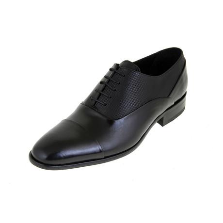 Tommie Oxford Shoe // Black (Euro: 40)