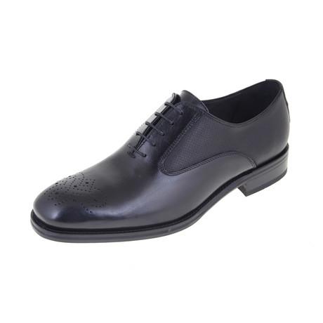 Bobby Oxford Shoe // Black (Euro: 40)
