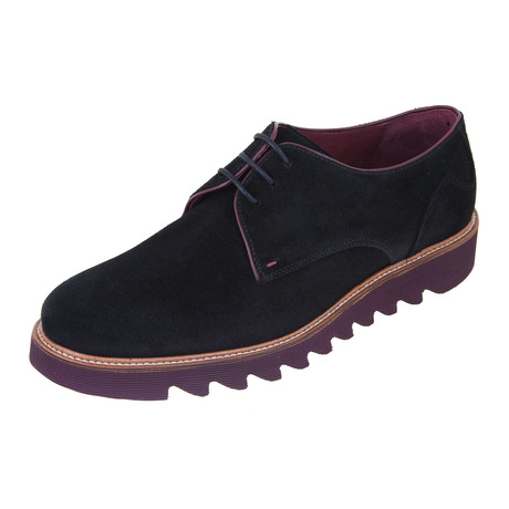 Andrew Derby Shoe // Black (Euro: 40)