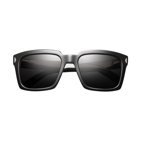 Lee // Polished Black + Gray Polarized