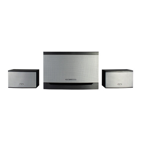 LAUT BT 2.1 Speaker System // Recertified