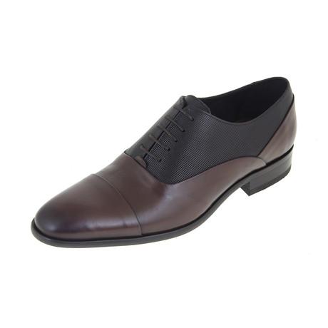 Clay Oxford Shoe // Brown (Euro: 40)