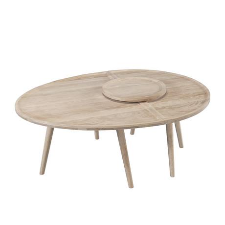Colombo Coffee Table // Oak