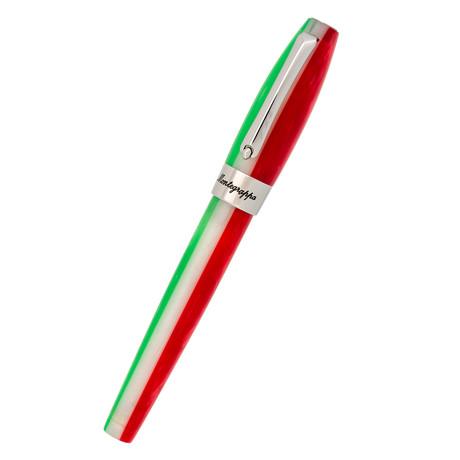Montegrappa Fortuna Tricolore Rollerball Pen // ISFORRII