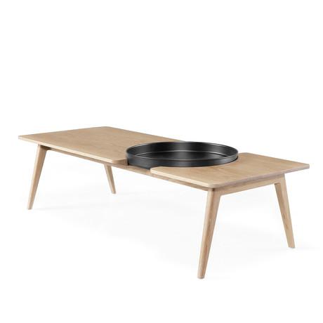 Bica Coffee Table (Oak)
