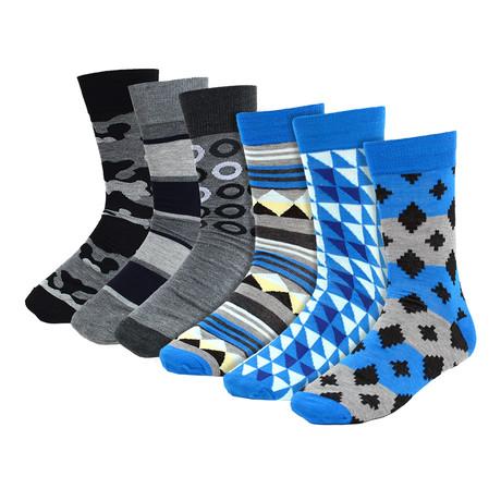 George Dress Socks // 6-Pack