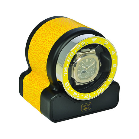 Rotor One Sport // Yellow