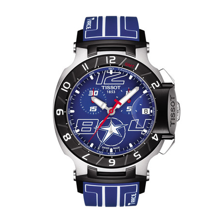Tissot T-Race Nicky Hayden Chronograph Quartz // T0484172704700