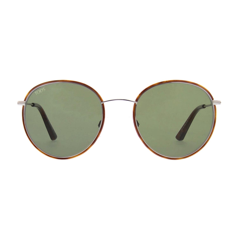 201a75cf0a Aeb9c3817379e0c2c6a81d0a2fa43ca8 medium. Tod s    Men s Classic Round Metal  Sunglasses ...