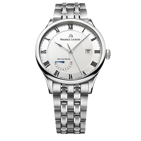 Maurice Lacroix Masterpiece Automatic // MP6807-SS002-112-1 // New