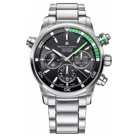 Maurice Lacroix Pontos S Chronograph Automatic // PT6018-SS002-331-1 // Store Display