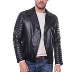 Leather Jacket // Black (S)