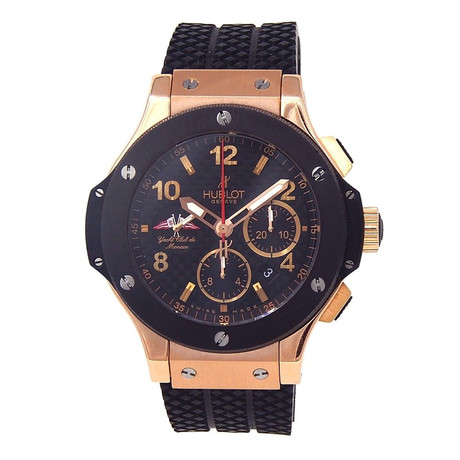 Hublot Big Bang Yacht Club de Monaco Chronograph Automatic // 301.PM.131.RX.TGA06 // Pre-Owned