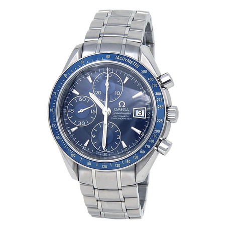 Omega Speedmaster Date Chronograph Automatic // 32128000 // Pre-Owned