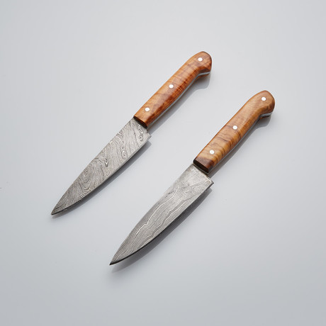 Steak Knife Set Of 2 PCS // 02