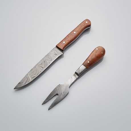 Steak + Fork Knife Set // 04
