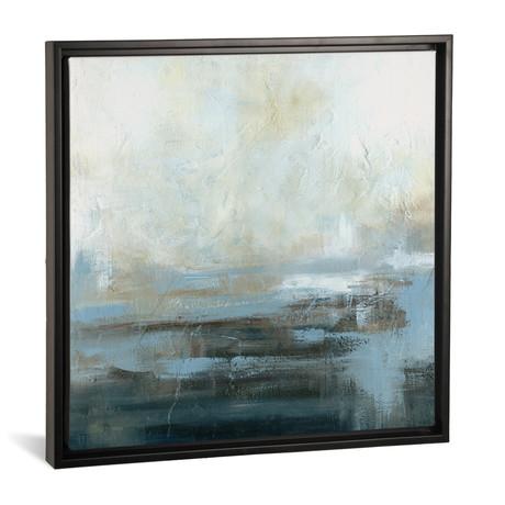 "Morning Abstract // Carol Robinson (26""W x 26""H x 0.75""D)"