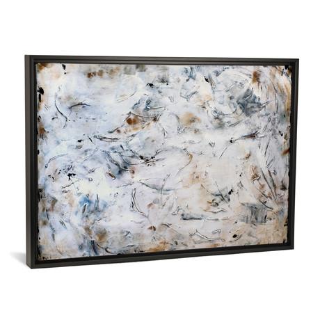 "Rusty Abstract // Radiana Christova (18""W x 26""H x 0.75""D)"