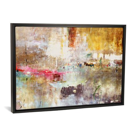 "Rain Clouds // Julian Spencer (18""W x 26""H x 0.75""D)"