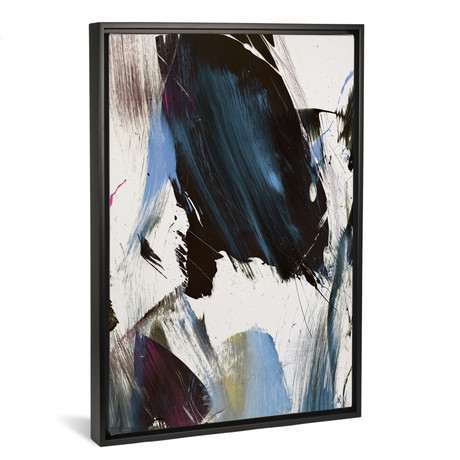 "Abstract II // Dan Hobday (26""W x 18""H x 0.75""D)"