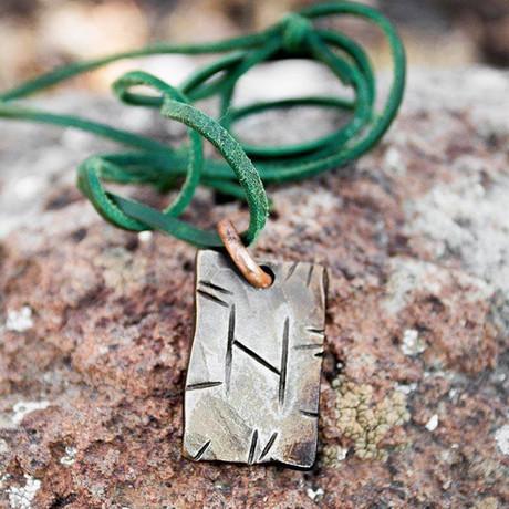 Norse Pendant // W