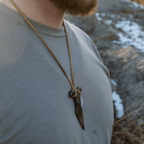 Viking Warrior Pendant