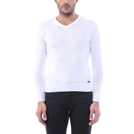 Levi Knit // White (M)