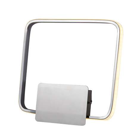 Modern Square // Single LED Wall Sconce