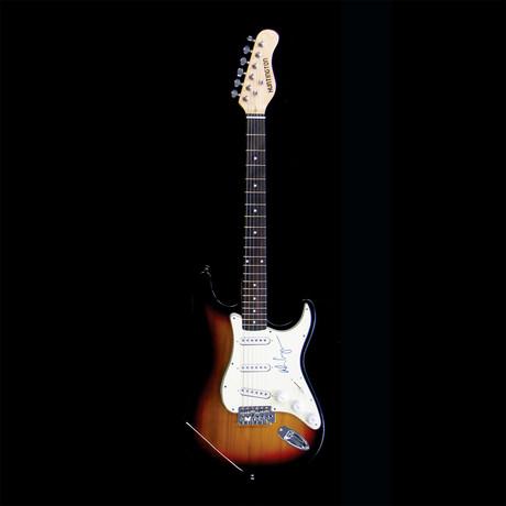 Alice Cooper // Signed Stratocaster (Unframed)