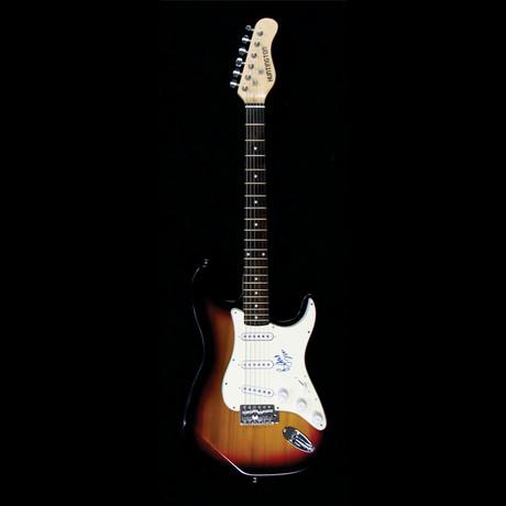 Bono // Signed Stratocaster (Unframed)