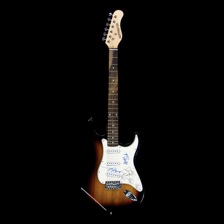 Jefferson Starship // Signed Stratocaster (Unframed)