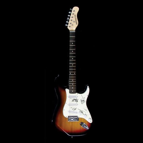 Black Sabbath // Signed Stratocaster (Unframed)