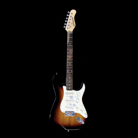 Queen // Signed Stratocaster (Unframed)