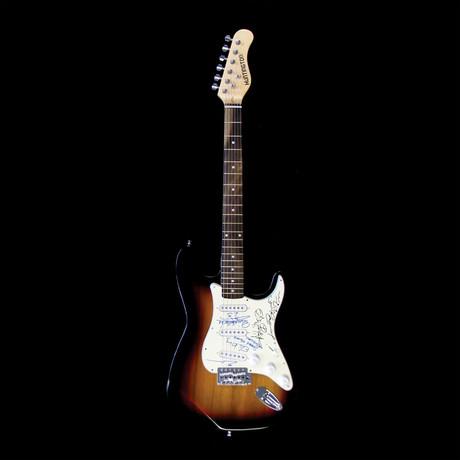 Lynyrd Skynyrd // Signed Stratocaster (Unframed)