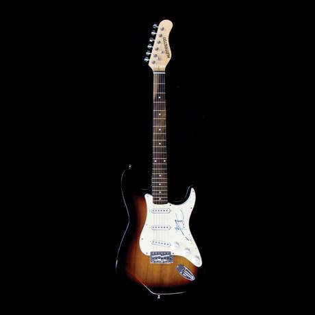 Pete Townshend // Signed Stratocaster (Unframed)