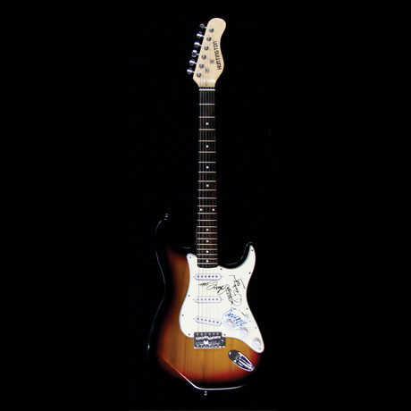 The Runaway's // Signed Stratocaster (Unframed)