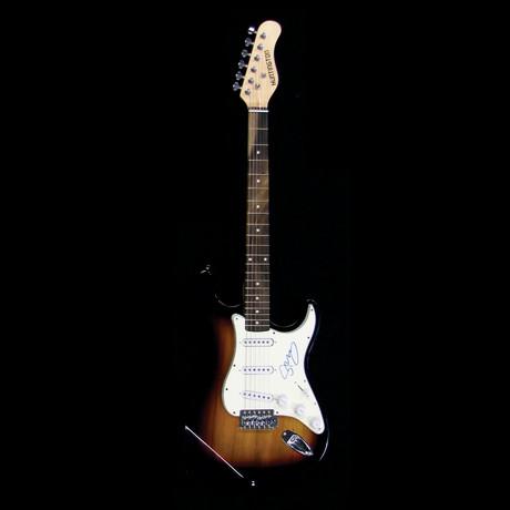 Sting // Signed Stratocaster (Unframed)