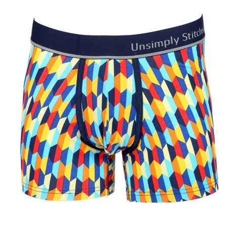 Dion Boxer Brief // Multi-Color (S)