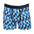 Denver Boxer Brief // Blue (S)