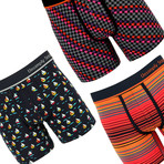 Omar 3 Pack Boxer Brief // Mystery Pack (XL)