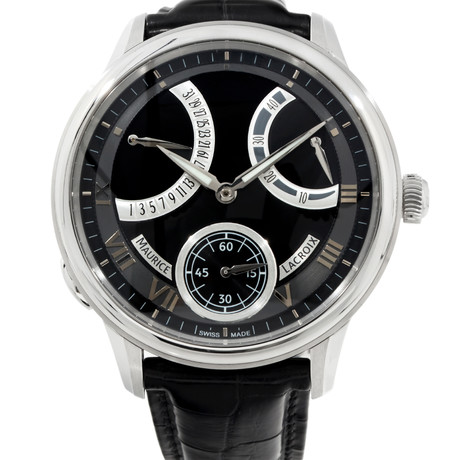 Maurice Lacroix Masterpiece Manual Wind // MP7268-SS001-310