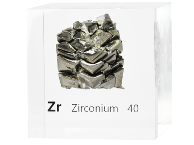 Luciteria Own The Periodic Table Zirconium by Touch Of Modern - Denver Outlet