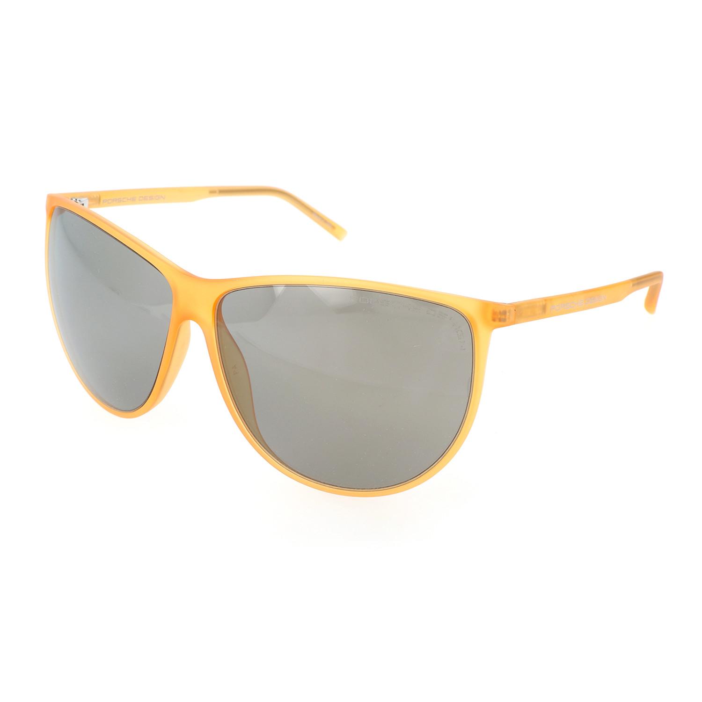 Porsche Design Women S Herne Sunglasses Yellow