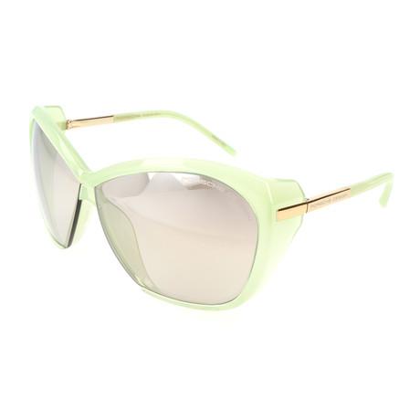 Women's P8603 Sunglasses // Green