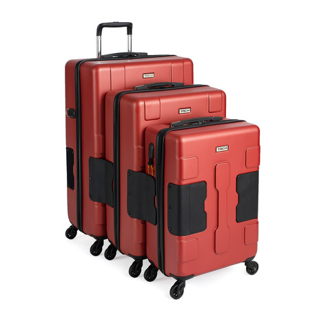 Tach Modular V2 // Wine Red (Single Carryon)