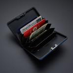 Big Stockholm Wallet (Black)
