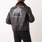 Alfonzo Leather Jacket // Black (S)
